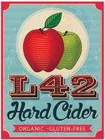L42 Hard Cider