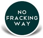 No Fracking Way